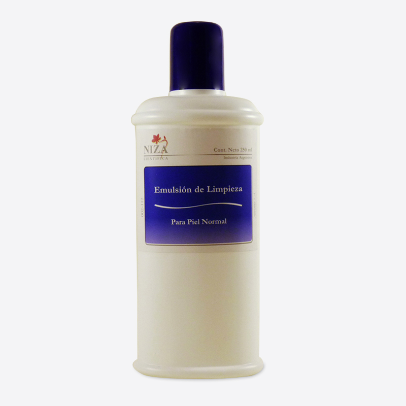Emulsión de limpieza para piel normal (500 gr.)