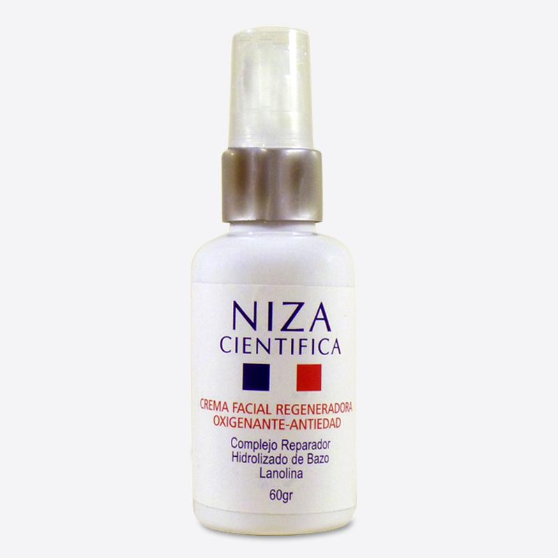Crema Facial Regeneradora Oxigenante Antiedad (60 gr.)
