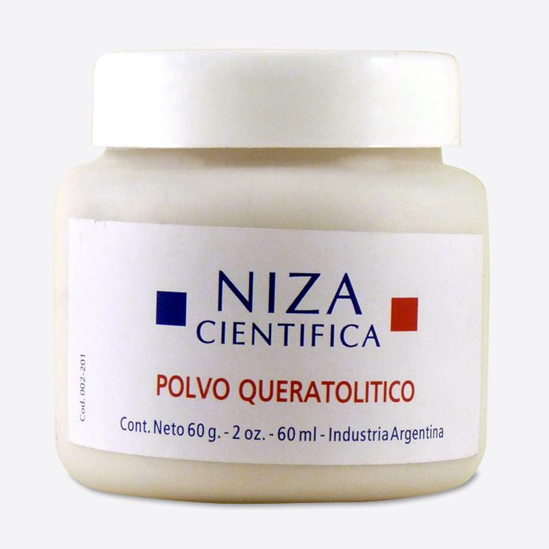 Polvo Queratolítico (60 gr.)