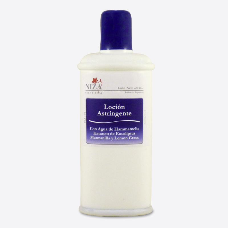 Loción Astringente (250 ml.)