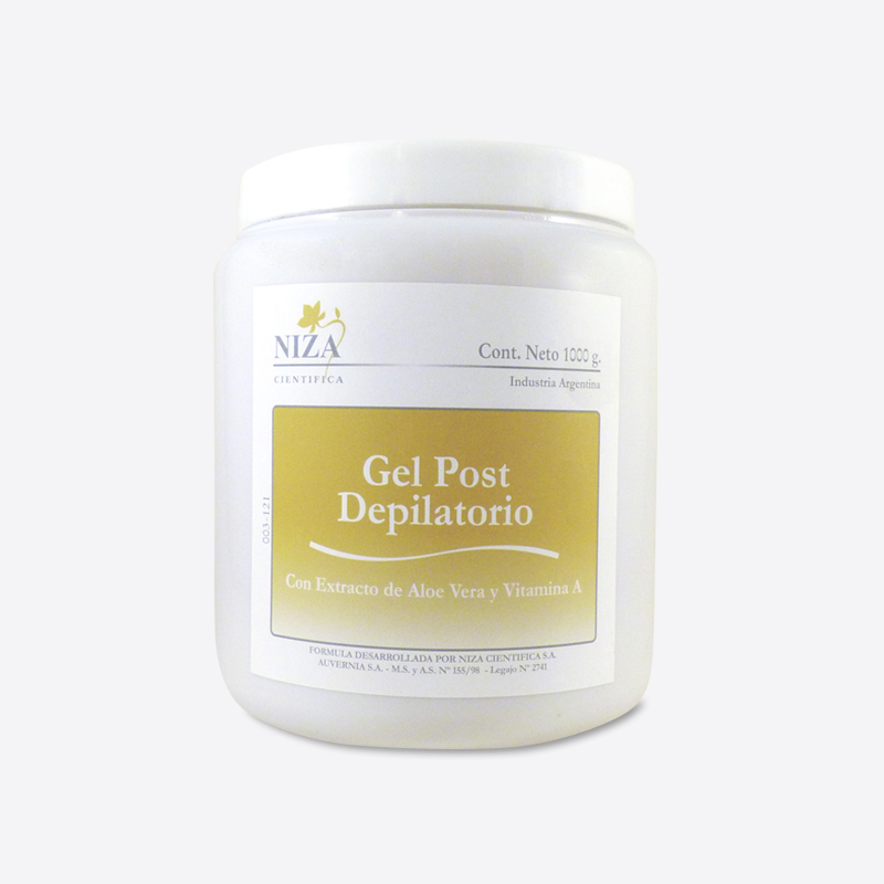 Gel Post Depilatorio (1000 gr.)