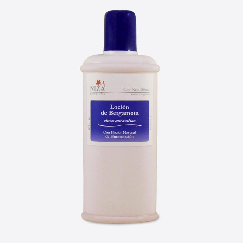 Loción de Bergamota (250 ml.)