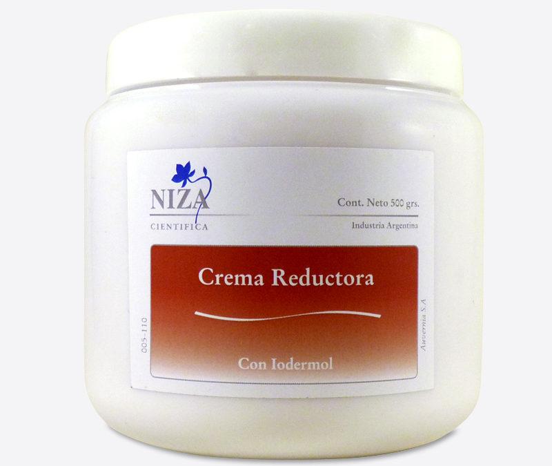 Crema Reductora con Iodermol (500 gr.)