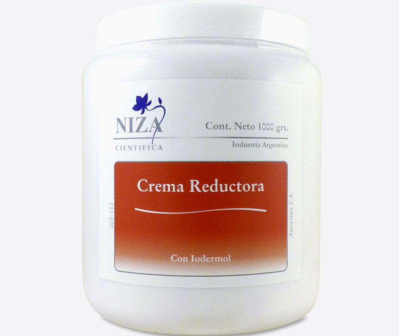 Crema Reductora con Iodermol (1000 gr.)