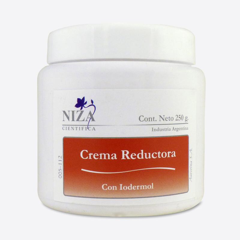 Crema Reductora con Iodermol (250 gr.)