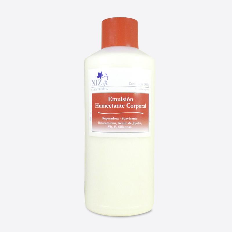 Emulsión Humectante Corporal con Beta Carotenos (1000 ml.)
