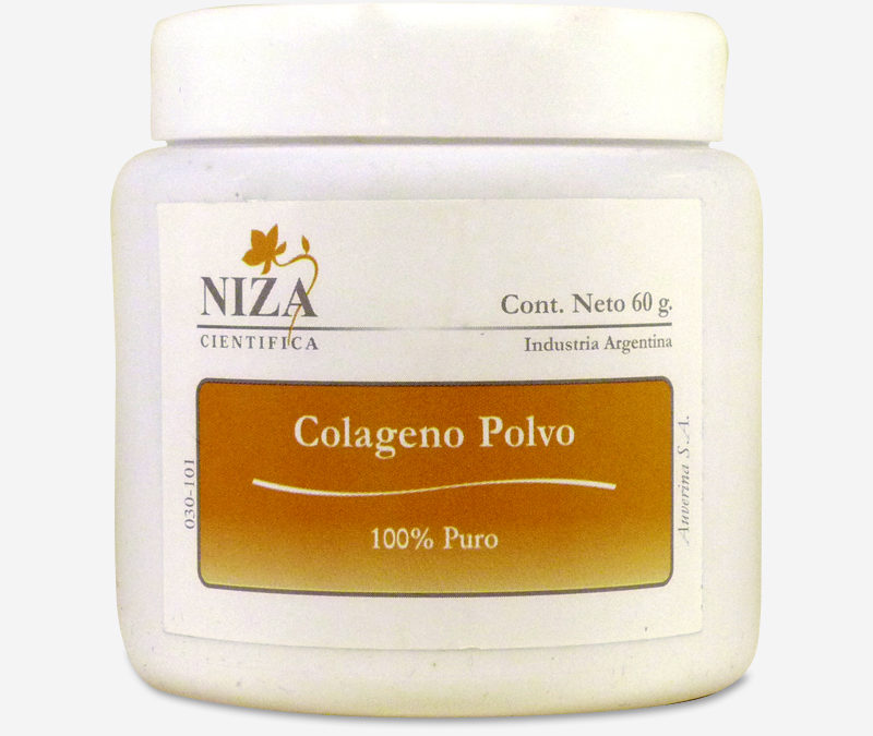 Colágeno en Polvo (60 gr.)