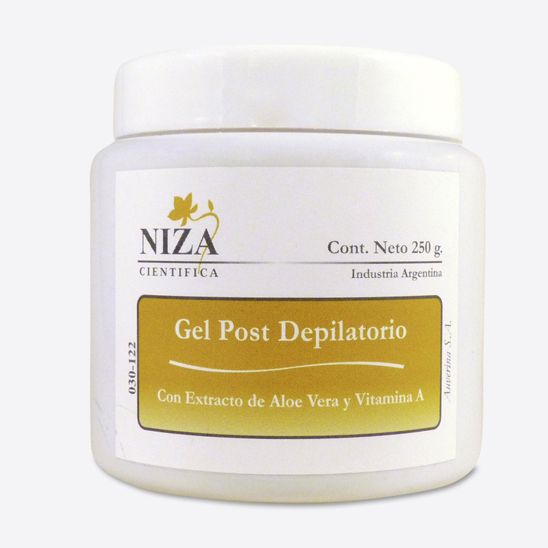 Gel Post Depilatorio (250 gr.)