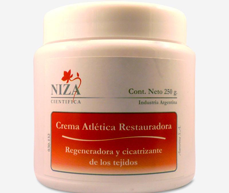 Crema Atlética Restauradora