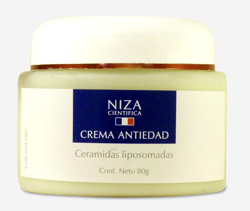 Crema Antiedad con Ceramidas Liposomadas (Rf) (80 gr.)