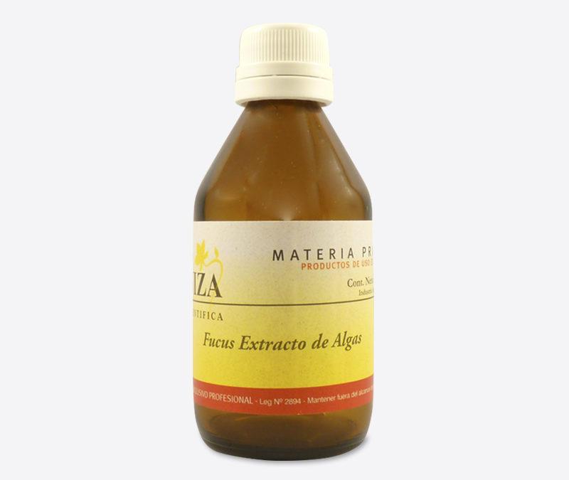 Fitoextracto de Fucus (Extracto de Algas)