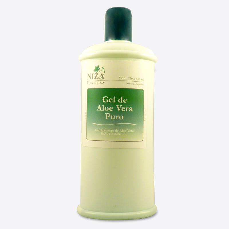 Gel Aloe Vera Puro (500 ml.)