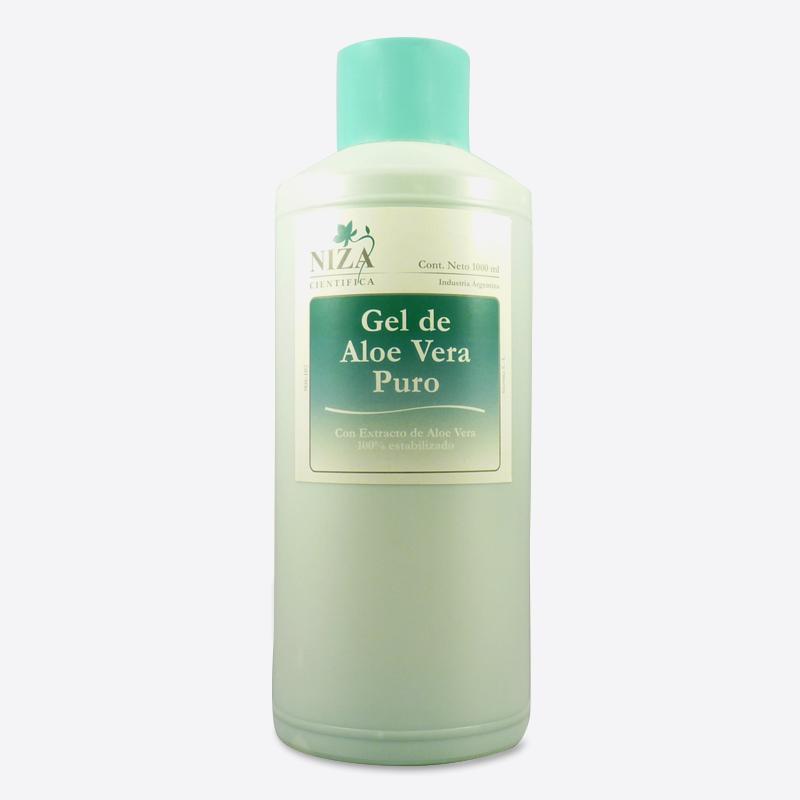 Gel Aloe Vera Puro (1000 ml.)