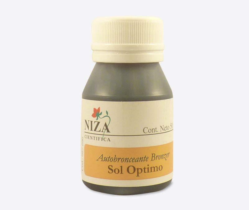 Autobronceador Sol Óptimo (Bronzer 50 ml.)