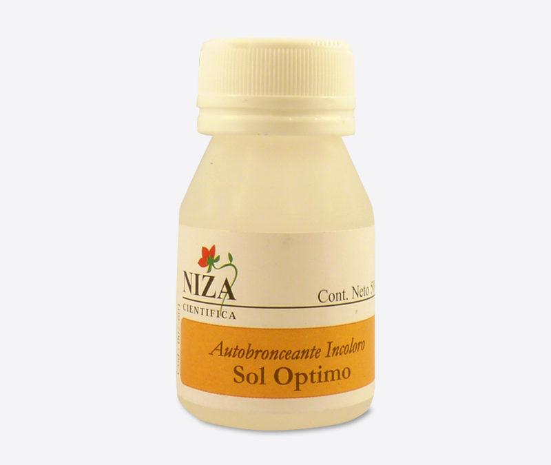 Autobronceador Sol Óptimo (Incoloro 50 ml.)